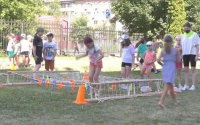С 28 июня по 21 июля в Павловском Посаде открылась вторая смена летних дневных лагерей
