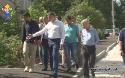 В деревне Евсеево приступили к очистке карьера, а в Больших Дворах строят новый сквер