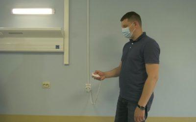 Завершился ремонт в кардиологическом отделении Павлово-Посадской ЦРБ