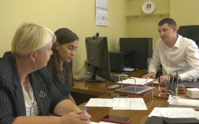 Денис Семенов провел прием населения в онлайн-режиме